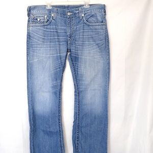TRUE RELIGION Big T Boot Cut Flap Pocket 40